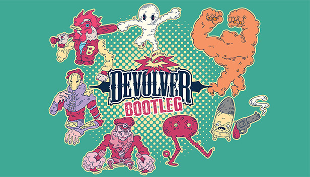 Save 50% on Devolver Bootleg on Steam