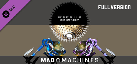 Купить Mad Machines: Customization (DLC)