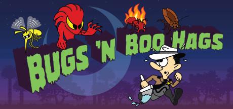 Купить Bugs 'N Boo Hags