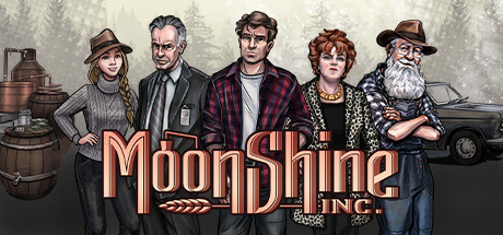 Купить Moonshiners The Game