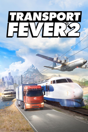 Transport Fever 2 poster image on Steam Backlog