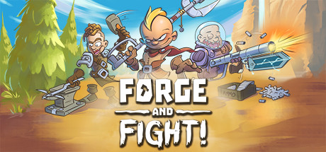 Forge and Fight cover art