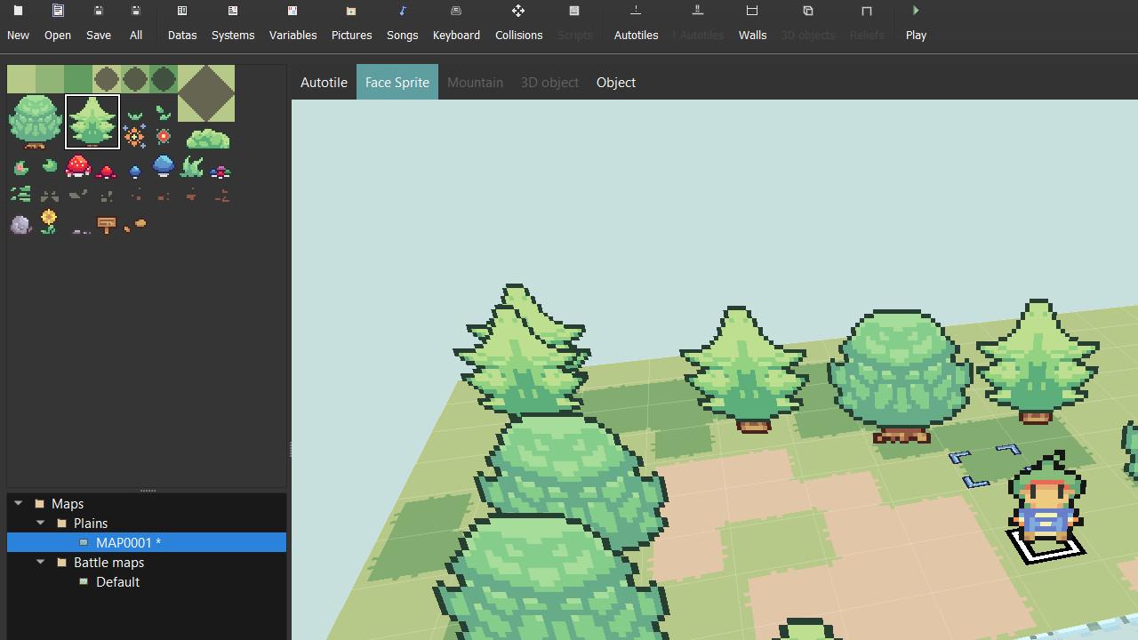 RPG Paper Maker on Steam
