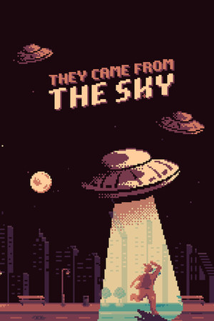 They Came From the Sky poster image on Steam Backlog