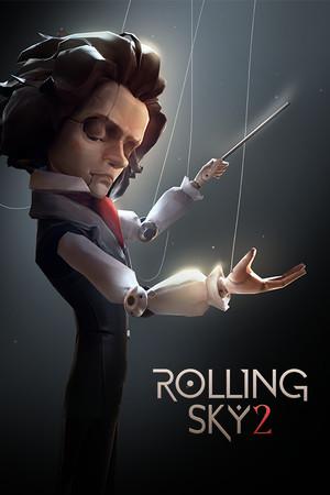 RollingSky2 poster image on Steam Backlog