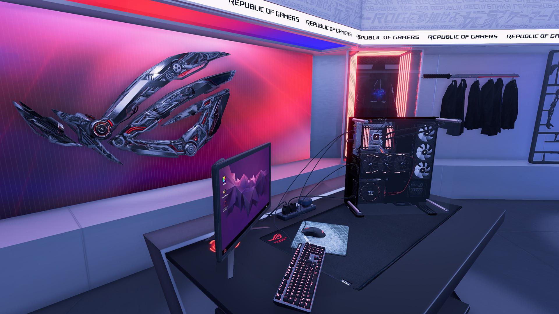 Seznam simulátorů pro PC
