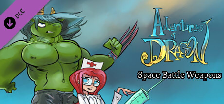 Adventures of Dragon - Space Battle weapons