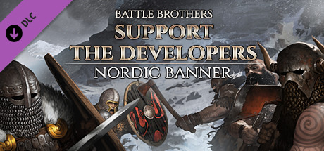Battle Brothers – Support the Developers & Nordic Banner