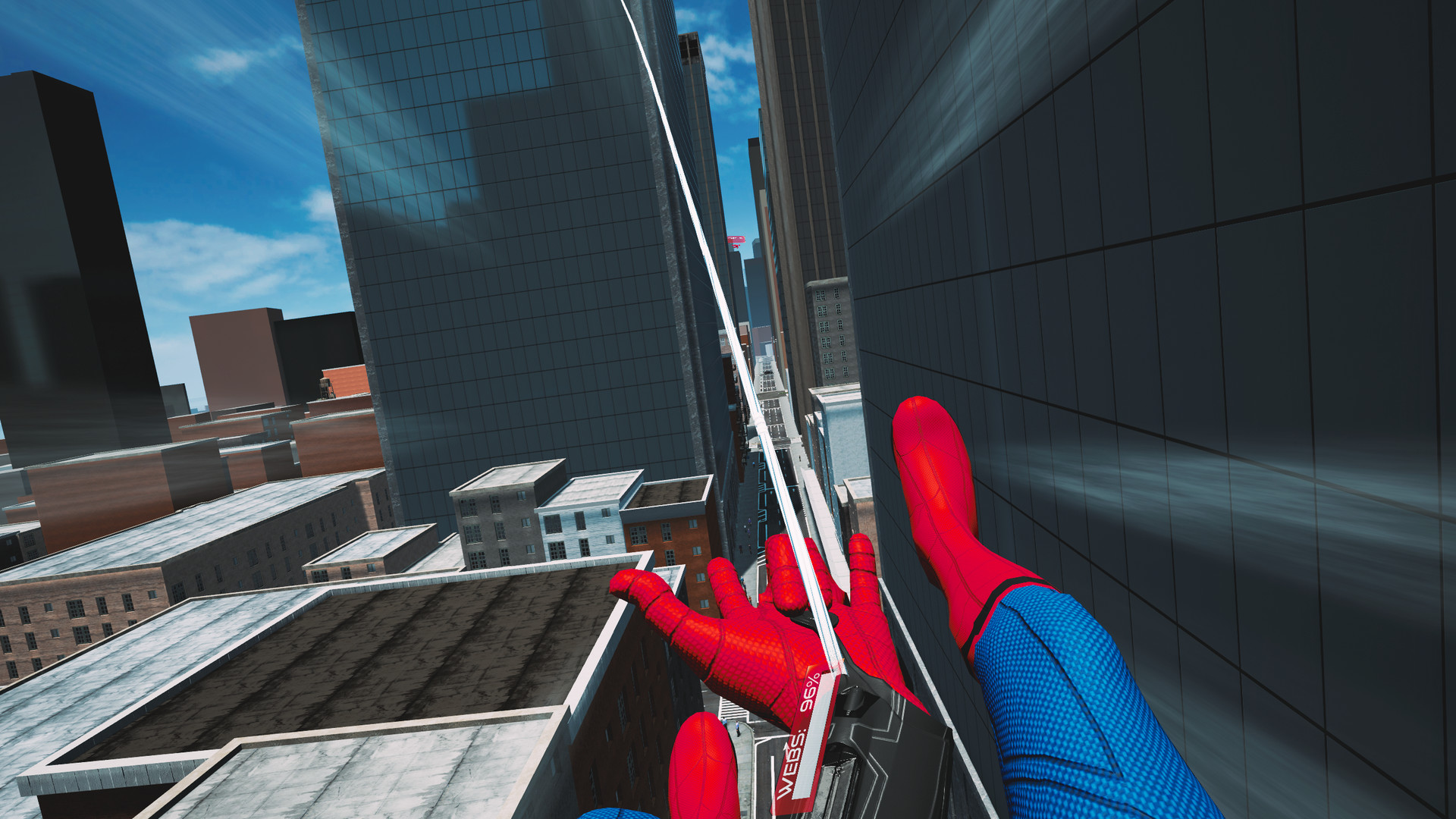 Spider-Man: Far From Home Virtual Reality on Steam
