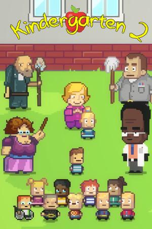 Kindergarten 2 poster image on Steam Backlog