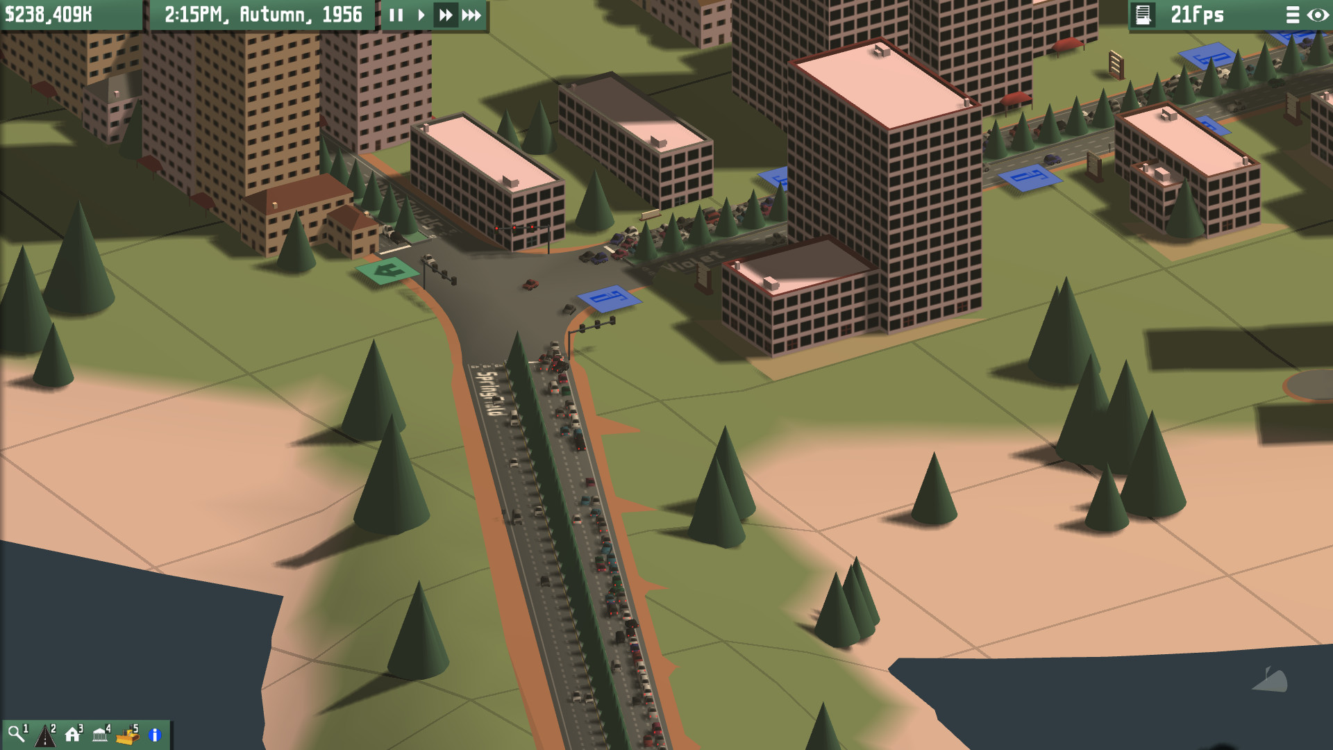 New Cities on Steam