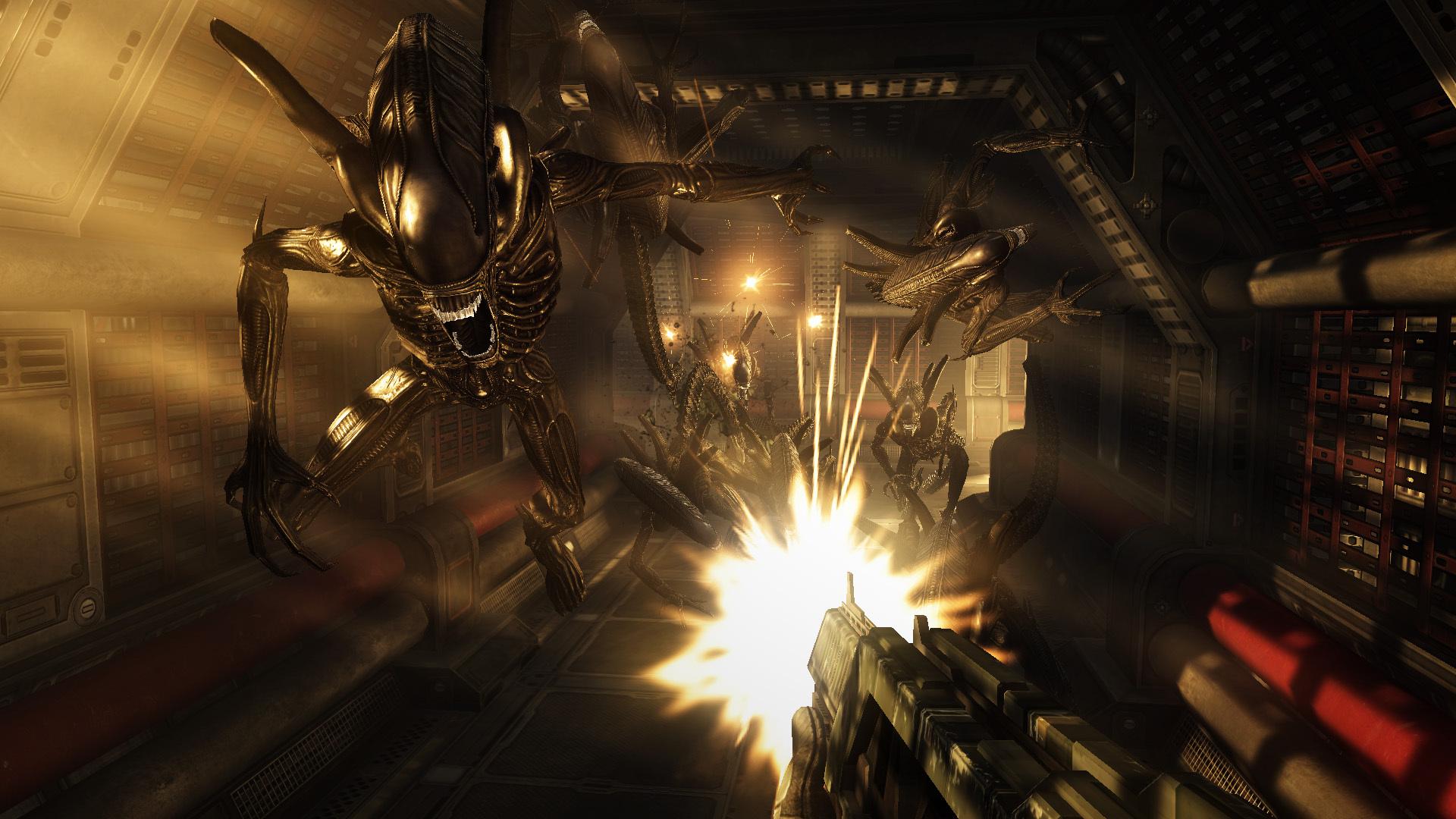 Aliens vs  Predator™