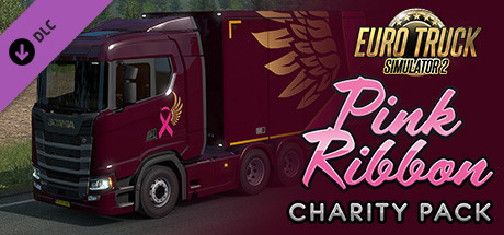 Euro Truck Simulator 2 - Pink Ribbon Charity Pack