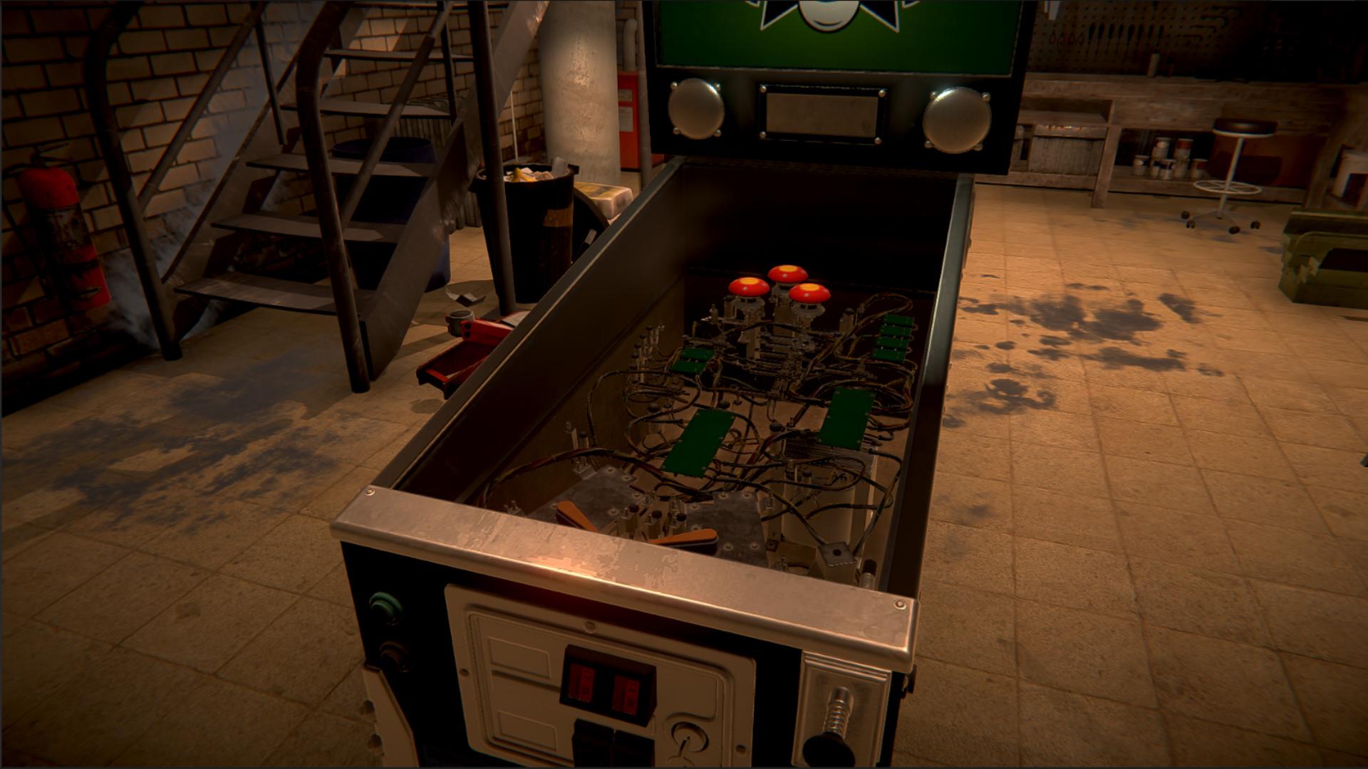 Flipper Mechanic on Steam