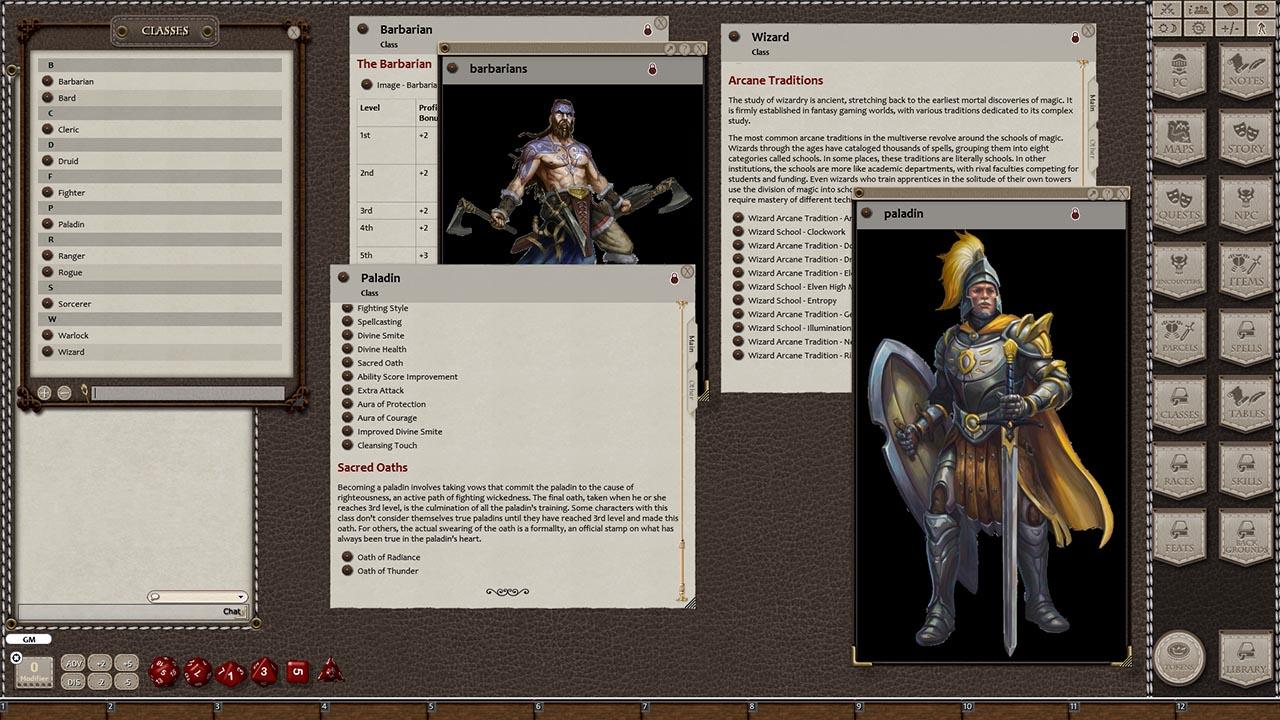 Fantasy Grounds - Midgard Heroes Handbook (5E)