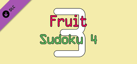 Купить Fruit 3 Sudoku 4 (DLC)