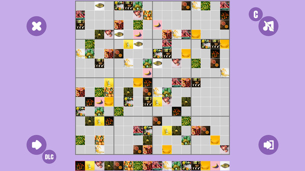 Fruit B Sudoku 3 (DLC)