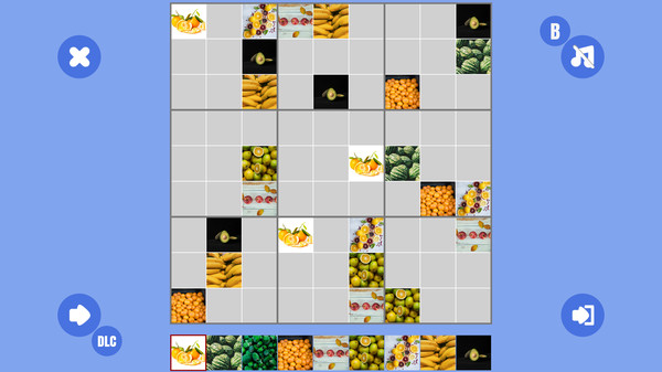 Fruit 7 Sudoku 2 (DLC)