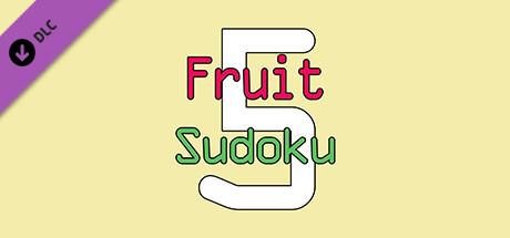 Fruit 5 Sudoku🍉