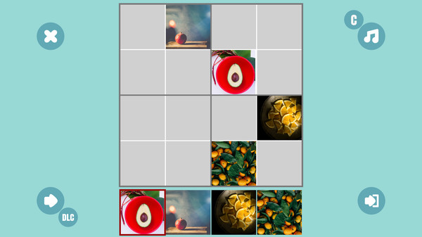 Fruit 5 Sudoku (DLC)