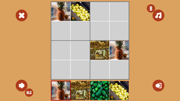 Fruit 6 Sudoku (DLC)