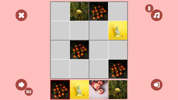 Fruit B Sudoku (DLC)