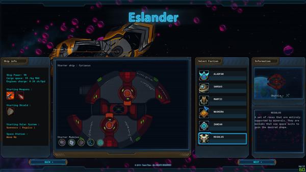 Eslander Alpha