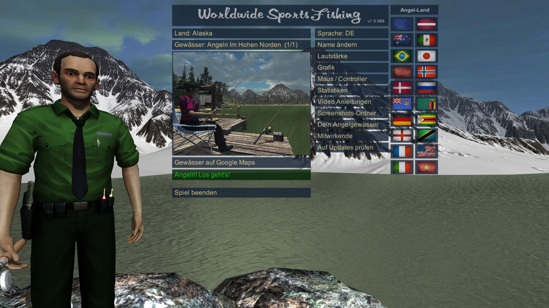 Worldwide Sports Fishing Screenshot 3