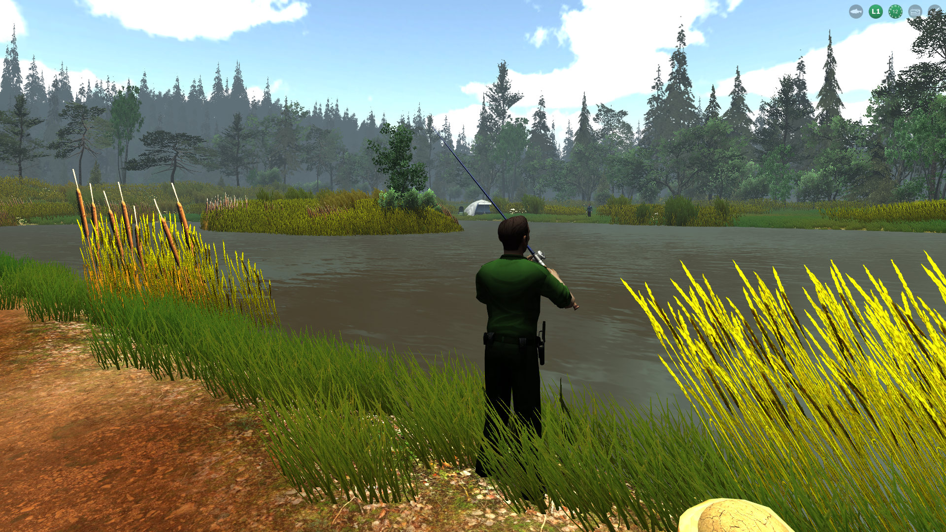 Worldwide Sports Fishing Screenshot 1