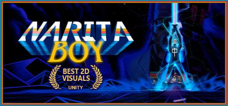 Narita Boy cover art