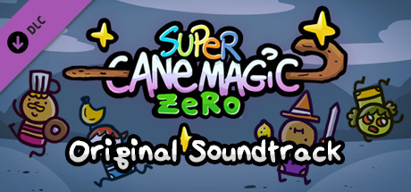 Купить Super Cane Magic ZERO - Soundtrack (DLC)