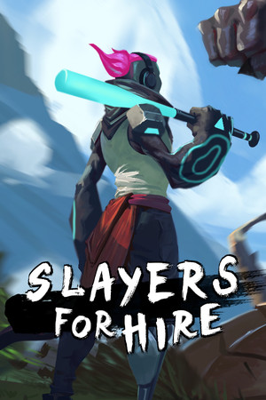 SLAYERS FOR HIRE poster image on Steam Backlog