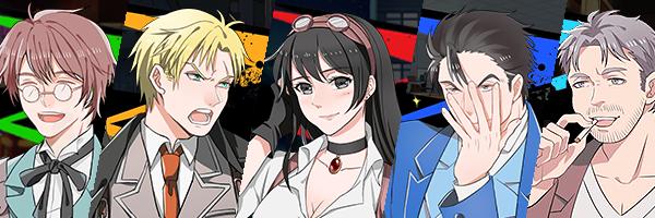 Detective Kobayashi - A Visual Novel