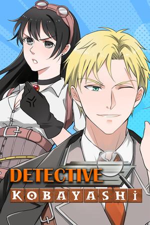 Detective Kobayashi - A Visual Novel poster image on Steam Backlog