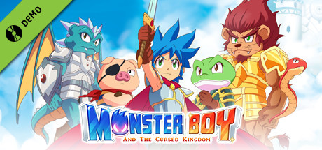 Monster Boy And The Cursed Kingdom Demo