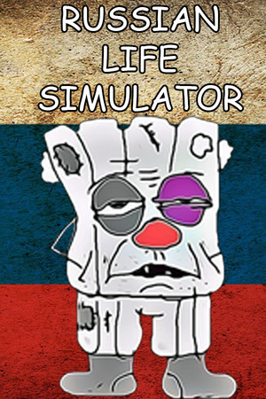 Russian Life Simulator poster image on Steam Backlog