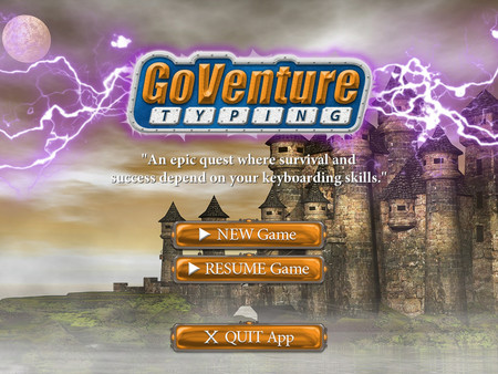 GoVenture TYPING