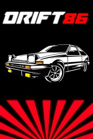 Drift86 poster image on Steam Backlog