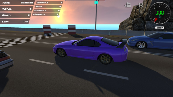 Drift86 Screenshot