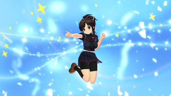 SENRAN KAGURA Reflexions - Ryōna Reflexions Course & 7-Outfit Set (DLC)