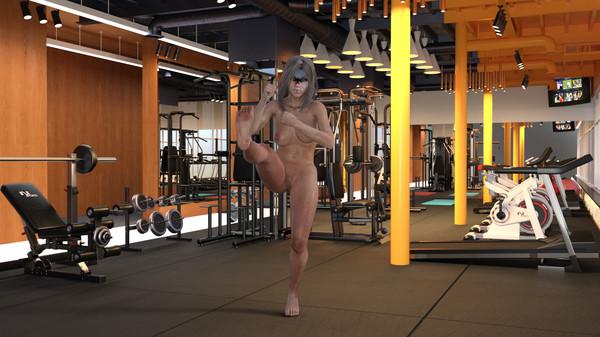 Ester for Boobs 'em up (DLC)