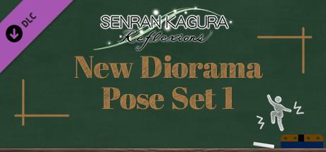 Купить SENRAN KAGURA Reflexions - New Diorama Pose Set 1 (DLC)