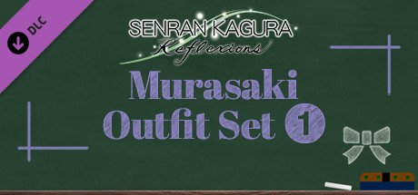 Купить SENRAN KAGURA Reflexions - Murasaki Outfit Set 1 (DLC)