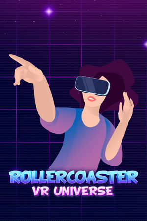 RollerCoaster VR Universe poster image on Steam Backlog