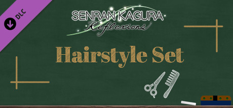 Купить SENRAN KAGURA Reflexions - Hairstyle Set (DLC)