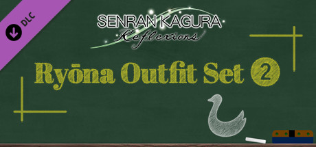 Купить SENRAN KAGURA Reflexions - Ryōna Outfit Set 2 (DLC)