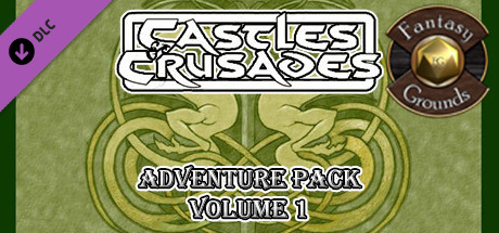 Fantasy Grounds - Castles & Crusades Adventure Pack Volume 1 (C&C)