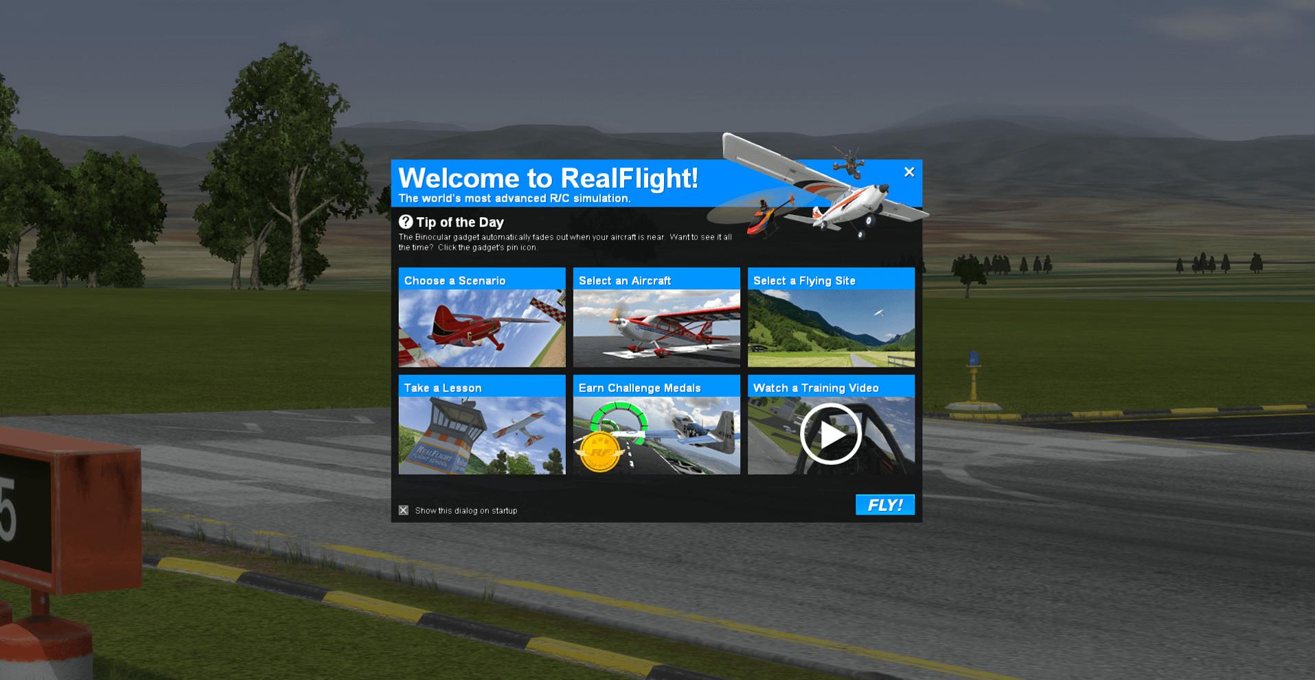 RealFlight 9 · AppID: 1070820