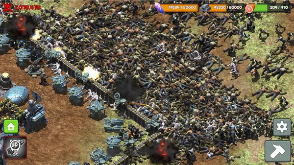Zombie Rush : Extinction
