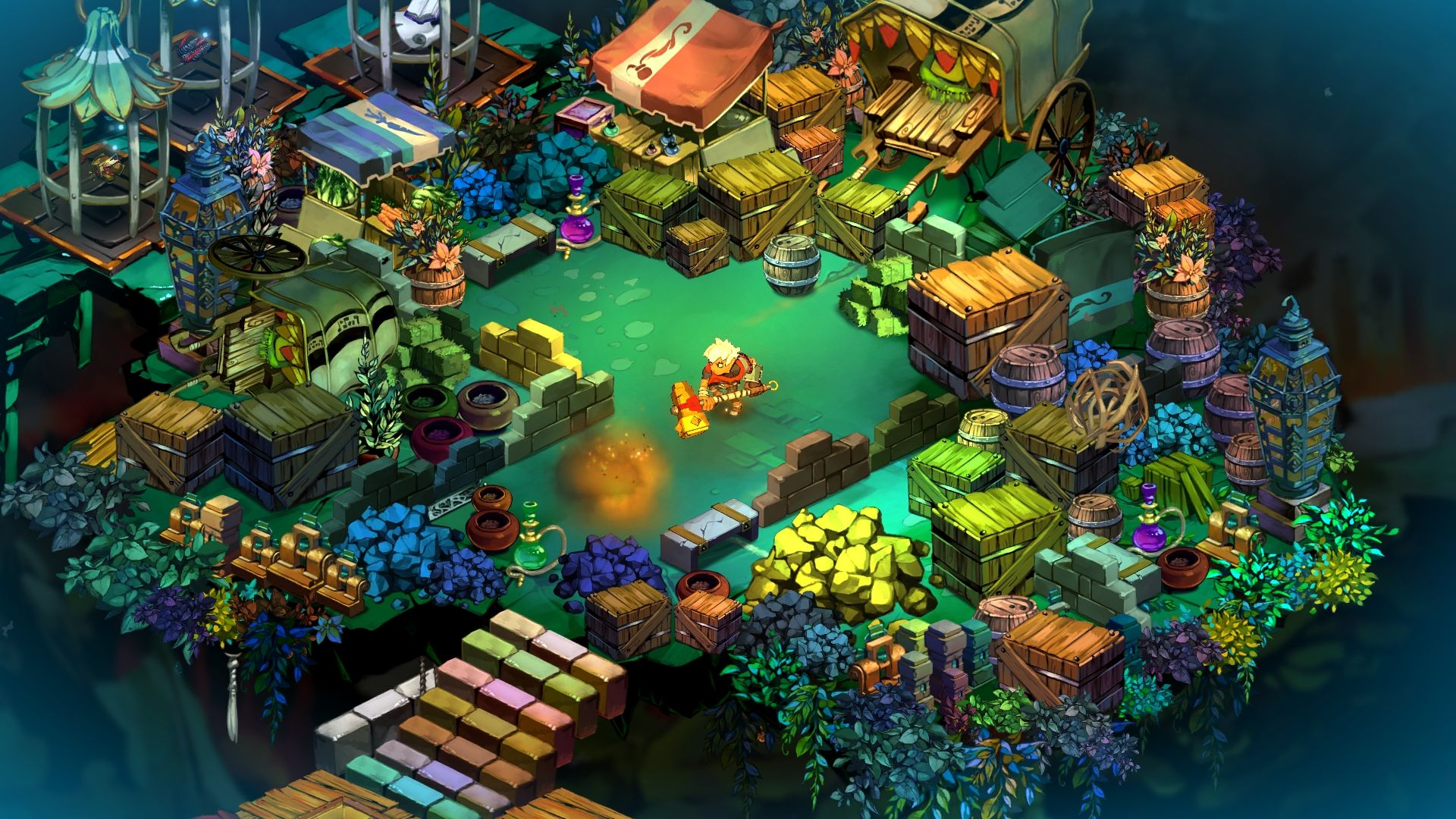 Learn About Bastion From Supergiant Games